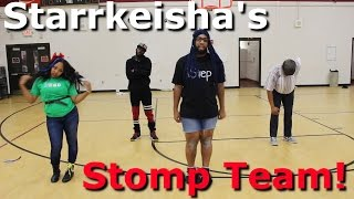 Download Starrkeisha's Stomp Team! | Random Structure TV Video