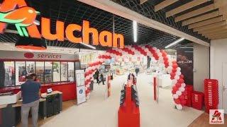 Download Rénové, modernisé et convivial, découvrez le nouvel Auchan Dardilly ! Video