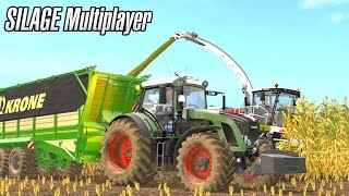 Download Silage making in United Kingdom   Multiplayer   Video