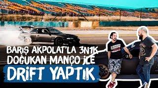 Download DOĞUKAN MANÇO ile DRIFT YAPTIK - Barış Akpolat'la 3N1K Video
