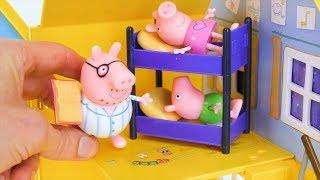 Download बच्चों के लिए पूर्वस्कूली सीखना मज़ा Peppa Pig सोते समय की कहानी Video