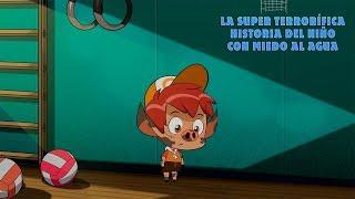 Download Las Historias Espeluznantes De Masha - 👦 La Super Terrorífica Historia Del Niño Con Miedo Al Agua🚿 Video