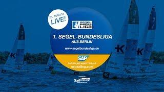 Download Live 1. Segel-Bundesliga Berlin - 25.08.2018 Video
