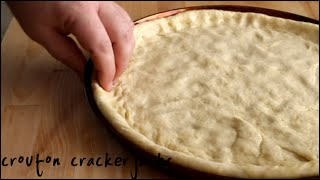Download Homemade Pizza Crust (Dough) from Scratch - Easy Recipe Video