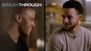Download Breakthrough | A Conversation with Executive Producer Stephen Curry & Producer DeVon Franklin Video