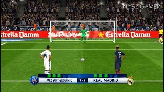 Download PSG vs REAL MADRID   Penalty Shootout   PES 2017 Gameplay   UEFA Champions League Video