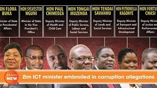 Download Zimbabwe ICT minister embroiled in corruption allegations Video