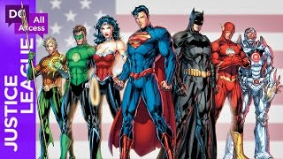 Download Every Justice League Member Ever Video
