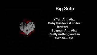 Download Big Soto - SOLO TU ❤ - Letra Video