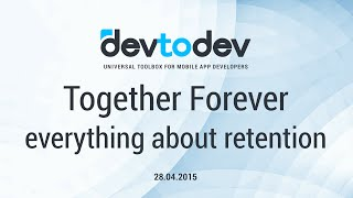 Download Together Forever: everything about retention Video