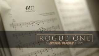 Download Rogue One: A Star Wars Story ″Scoring Highlights″ Video