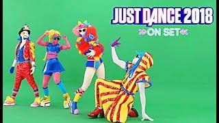 Download Just Dance 2018: Behind the Scenes   PART 2 Video