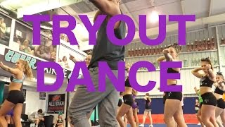 Download Cheer Extreme Tryout Dance 2015 Video