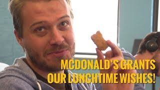 Download McDonald's Surprises The FanSided Chicago Office Video