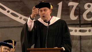 Download University of Georgia Spring 2017 Commencement Speaker: Ernie Johnson Video