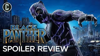 Download Black Panther Spoiler Review: Highlighting the Wakanda Standouts Video