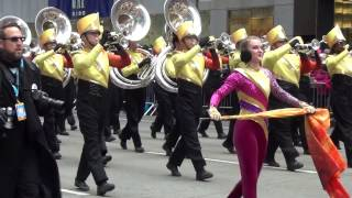 Download Macy's thanksgiving day parade 2016, marching bands Video