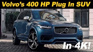 Download 2017 Volvo XC90 T8 Hybrid Review and Road Test - DETAILED in 4K UHD! Video