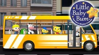Download Wheels On The Bus | Part 17 | Nursery Rhymes | Original Song By LittleBabyBum! Video