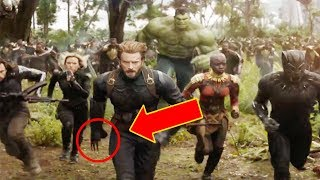 Download 10 SECRETS You Missed in the Avengers: Infinity War Trailer Video