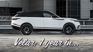 Download Range Rover Velar: 1 Year In - Likes, Regrets & Wishes! Video