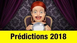 Download Les prédictions 2018 - Têtes à claques Video
