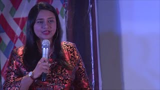 Download 'change the way you think' | Dr Kruti Parekh | TEDxSIUVimanNagar Video