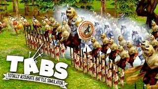 Download Before TABS There Were TITANS! - Monster Battle Simulator Video
