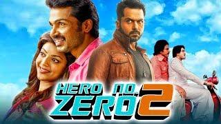 Download Hero No Zero 2 (All in All Azhagu Raja) Hindi Dubbed Full Movie   Karthi, Kajal Aggarwal, Sanathanam Video