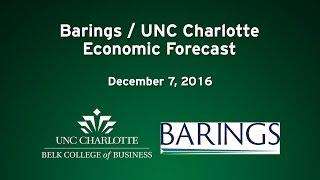 Download Barings/UNC Charlotte Economic Forecast – December 2016 Video