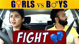 Download Girls vs Boys After A Fight Ft. BeYouNick | MostlySane Video