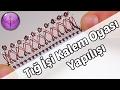 Download Tığ İşi Kalem Oyası Yapılışı HD Kalite Video