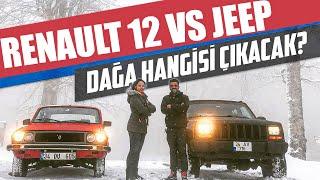 Download Doğan Kabak   Renault 12 Toros vs Jeep   Hangisi Dağın Zirvesine Çıkabilecek? Video