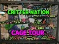 Download Rat Cage | Double Critter Nation Cage Tour! (July 2016) Video