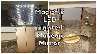 Download Magicfly Led Lighted Makeup Mirror Review Video