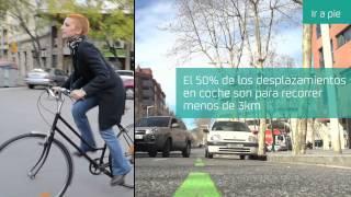 Download Aprovecha las ventajas del transporte sostenible Video