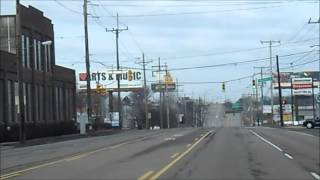 Download Driving Home (1 of 2) Downtown Erie, PA Video