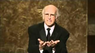 Download Larry David's Steve Martin Tribute Speech Video
