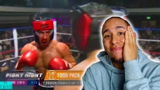 Download Reacting to Fousey vs Slim TKO Loss.. Video