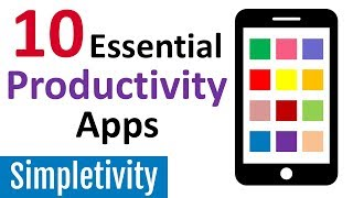 Download 10 Productivity Apps I Can't Live Without 📱 Video