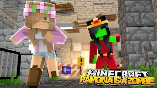 Download Minecraft Royal Family : RAMONA TURNS INTO A ZOMBIE! w/LittleKellyandLittleCarly (Roleplay) Video