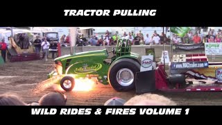 Download Tractor Pulling Wild Rides & Fires Compilation Video