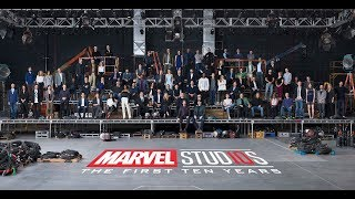 Download Marvel Studios 10th Anniversary Announcement – Class Photo Video Video