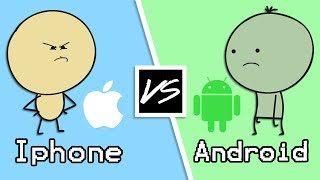Download Android VS iPhone Video