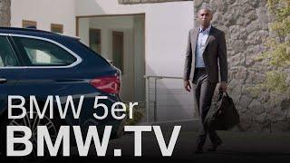 Download Der neue BMW 5er Touring. Produkthighlights. Video