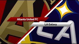 Download Highlights: Atlanta United 4-0 L.A. Galaxy Video