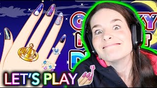 Download NAIL PAINTING VIDEO GAME! Let's play together Video