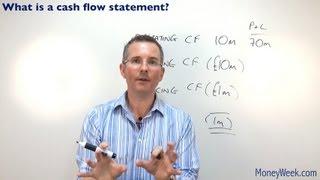 Download What is a cash flow statement? - MoneyWeek Investment Tutorials Video