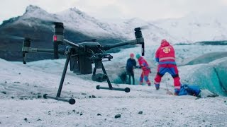 Download DJI - M200 – Search and Rescue in Extreme Environments Video
