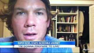 Download NFL Hero Battling ALS Creates Video Journal for Son Video